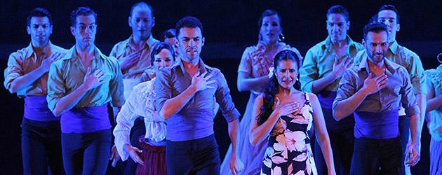 Carmina Burana en Flamenco