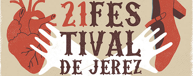Program of the 21st Festival de Jerez 2017