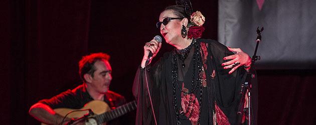 «Martirio 30 años» en el Ciclo Nocturno de Flamenco on Fire 2017
