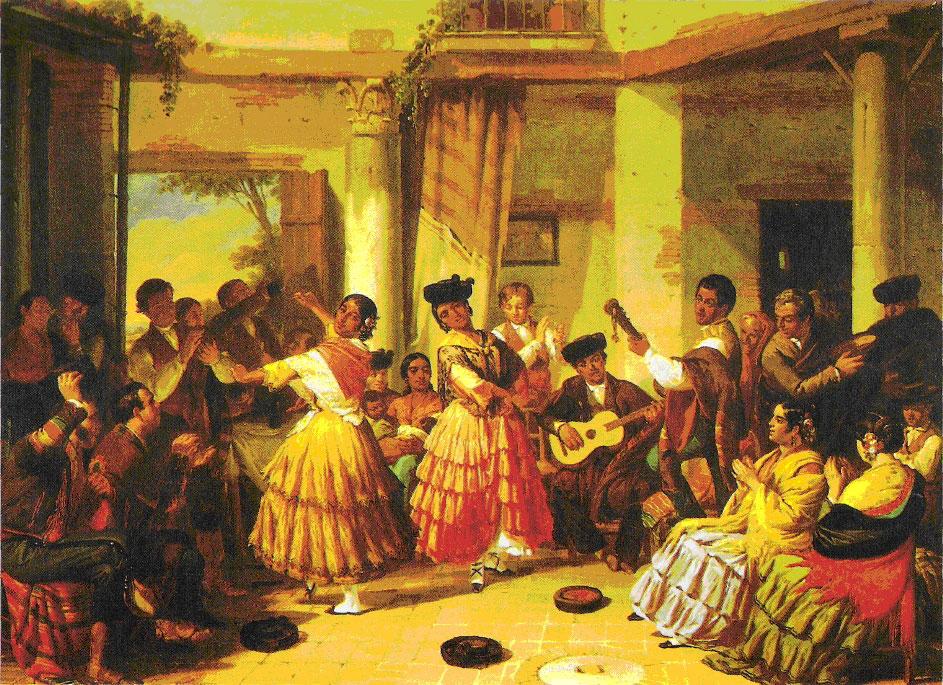 Zambomba de Jerez en la Sala García Lorca