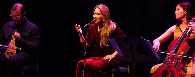 Flamenco is the refuge