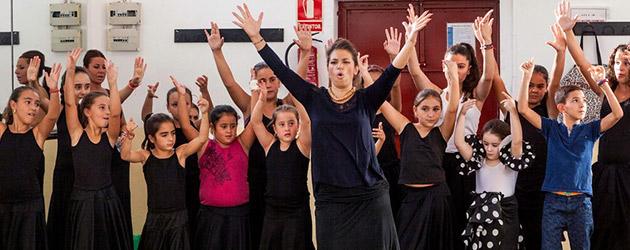 La Sala Berlanga ofrece un ciclo documental sobre el flamenco del 24 al 26 de octubre