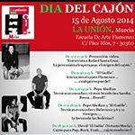 Día del Cajón, Homenaje a Paco de Lucía y a Rafael Santa Cruz