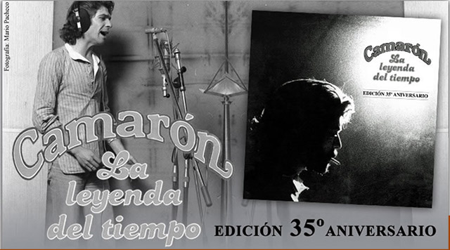 "Camarón's ""La Leyenda del Tiempo"" reissued on its 35th anniversary"