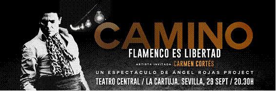 """Ángel Rojas debuts with his particular """"Camino"""""""