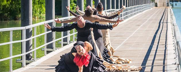 """""""El Flamenco está en cualquier parte"""", 40 propuestas completan la programación de la XIX Bienal de Flamenco."""