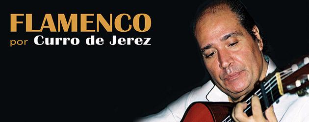 Flamenco benefit for Curro de Jerez