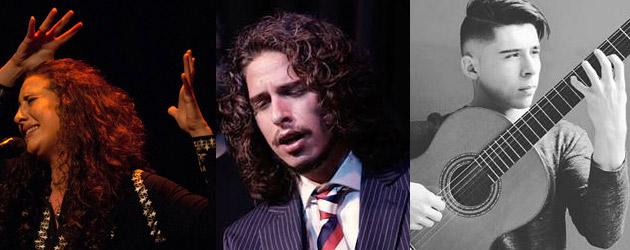 Flamenco en los conciertos de Estío en Conde Duque