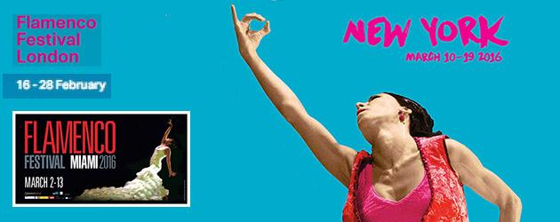 Arranca Flamenco Festival Londres & Flamenco Festival New York.