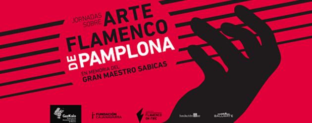 I  Jornadas sobre Arte Flamenco de Pamplona