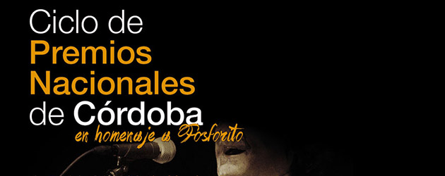 Doce artistas cordobeses premiados en el Concurso Nacional de Córdoba rinden homenaje a Fosforito