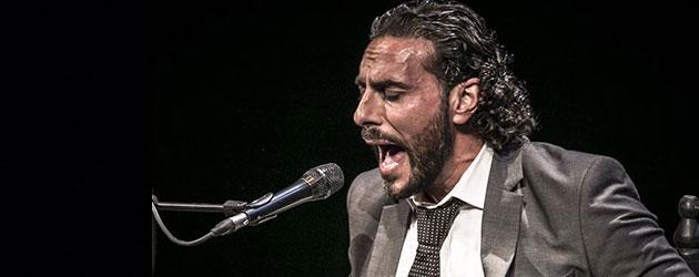 Pedro El Granaíno – Cantaor flamenco en Sala García Lorca
