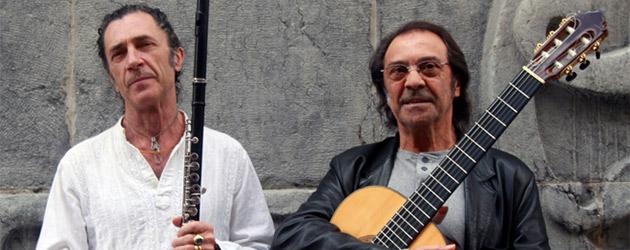 Pepe Habichuela & Jorge Pardo en París