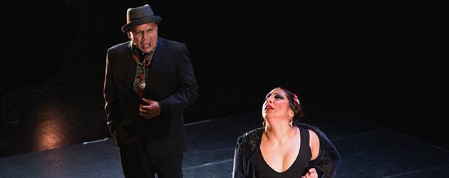 Bienal de Arte Flamenco de Málaga. Inaugural Gala – La Moneta