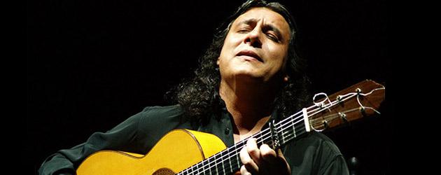 Miguel Ochando, guitarra en concierto & Miguel Lavi cante flamenco