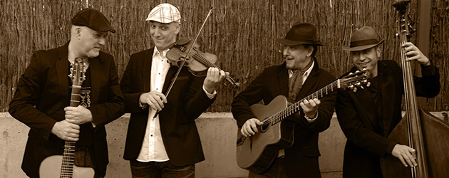 Ole Swing – Canción española + Gipsy-jazz & Swing