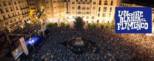 Preámbulo a la Noche Blanca del Flamenco de Córdoba. Conciertos & Patios abiertos