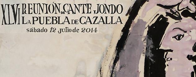 XLVI Reunión de Cante Jondo de La Puebla de Cazalla