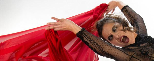 'Con la música en otra parte' de Rafaela Carrasco clausura el Original Flamenco Festival 2013