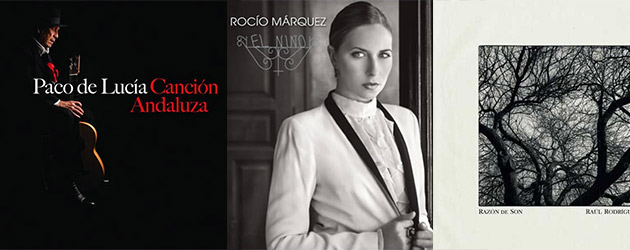 Flamenco releases in 2014.  Records, DVDs, books