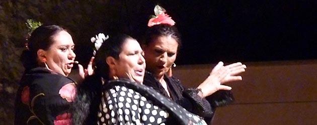 Festival de Cante Grande de Ronda. Show review