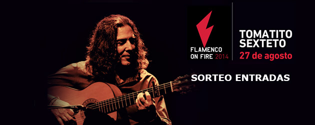 Tomatito Sextet en el Festival Flamenco on Fire
