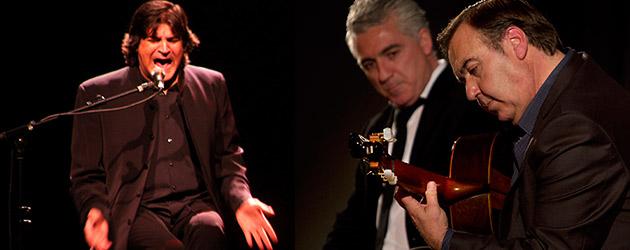 San Isidro Flamenco con Vicente Soto Sordera & Segundo Falcón