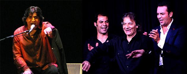 Vicente Soto Sordera & Jesús Méndez en la Sala García Lorca