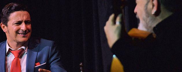 La Sala García Lorca cierra el año con la Zambomba de David Palomar