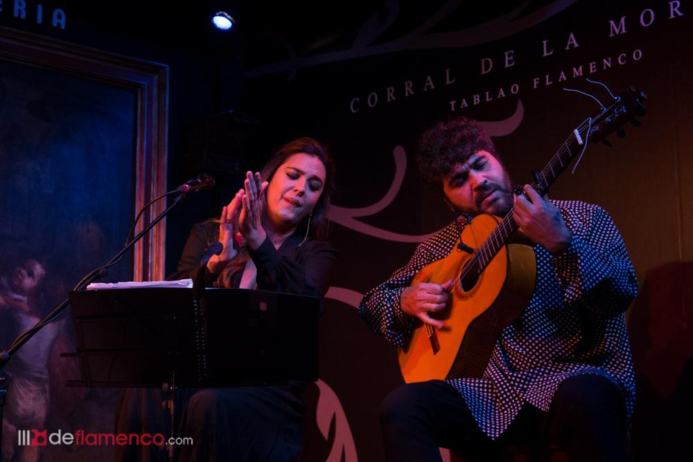 Alba Molina – Caminando con Manuel