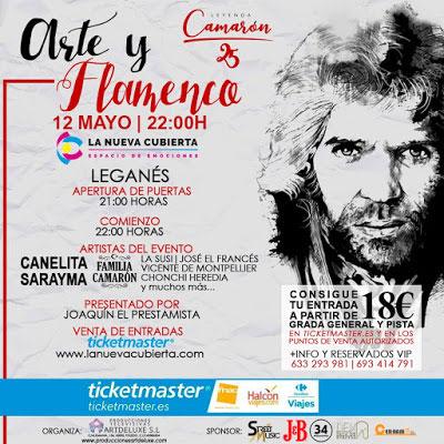 Arte y Flamenco Camaron
