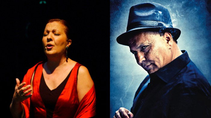 Carmen Linares & El Pele - Caña Flamenca