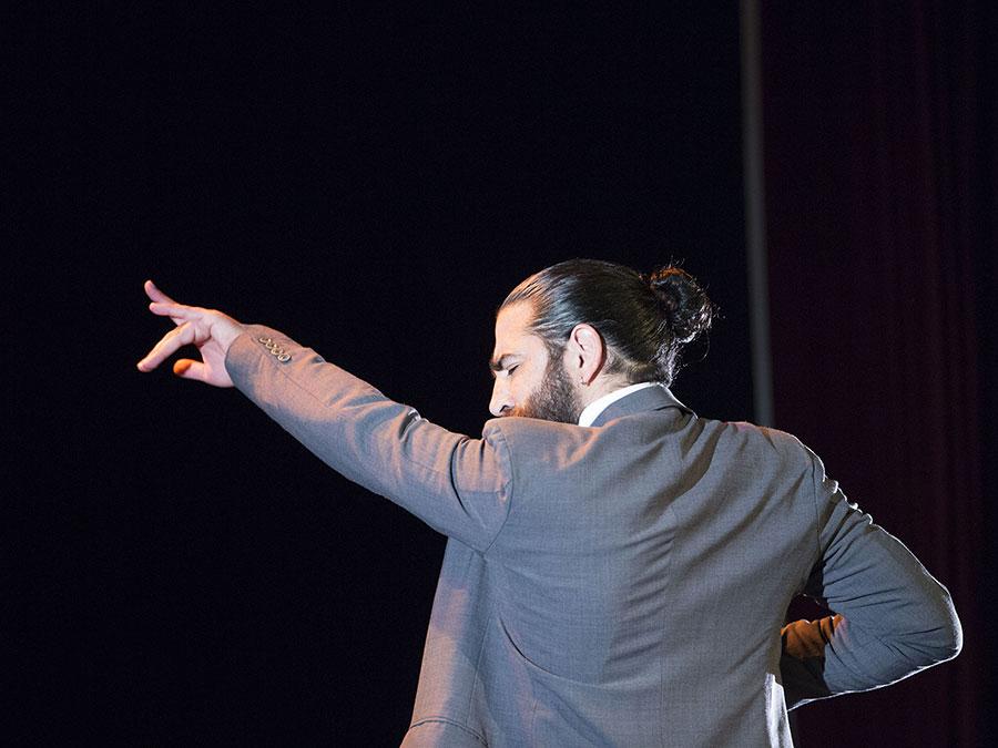 Antonio Molina Choro - foto: Remedios Malvarez