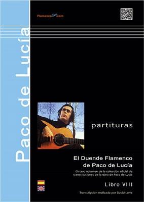 El Duende Flamenco - Paco de Lucía (partituras)