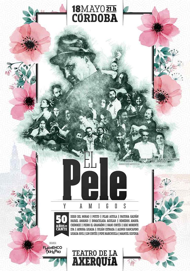 El Pele - 50 años de cante - Córdoba