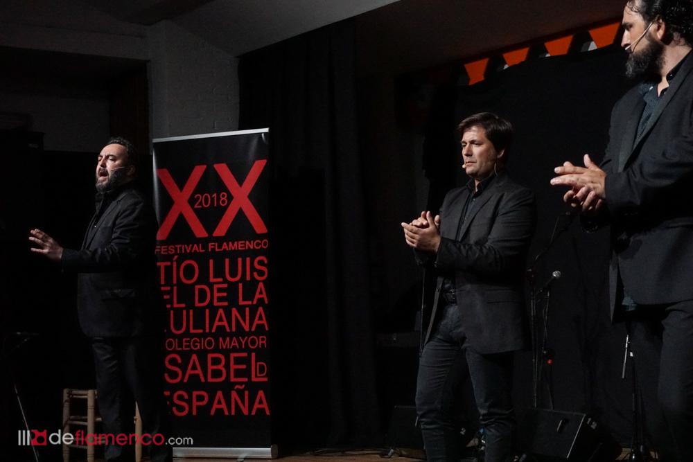 Sebastian Cruz, Gabriel de la Tomasa, Manuel Gago