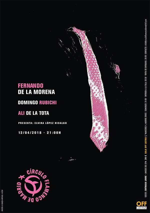 Fernando la Morena  - Círculo Flamenco de Madrid