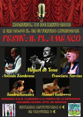 Festival Flamenco de Montijo