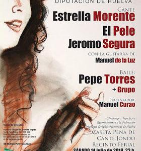 Festival Flamenco de Moguer 2018