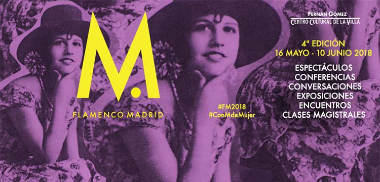 4ª edición de Flamenco Madrid