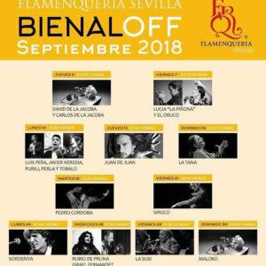 Flamenqueria Bienal OFF