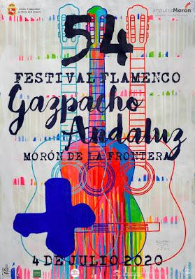 Gazpacho Andaluz de Flamenco 2020