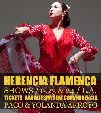 Herencia Flamenca - L.A.