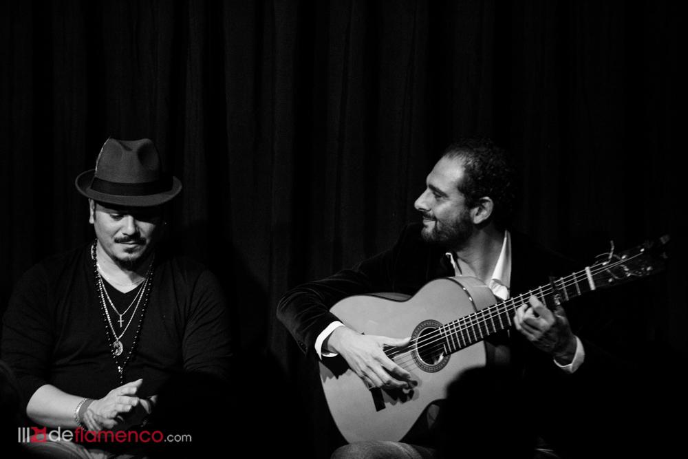 Ingueta el Rubio & Diego del Morao en Sala García Lorca