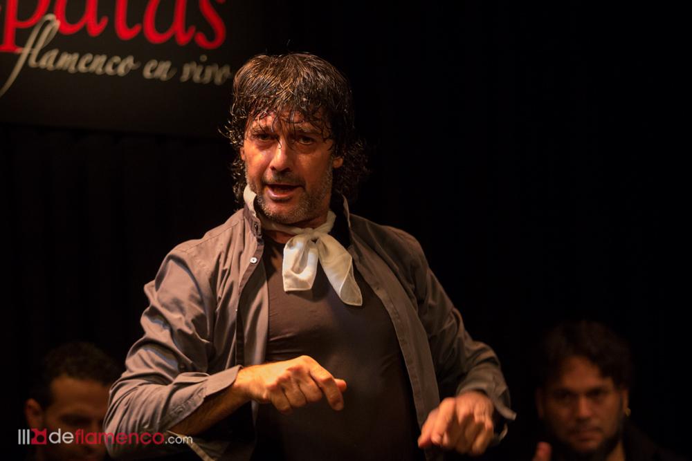 """Joaquin Grilo """"Bota y Tacón"""" en Casa Patas"""