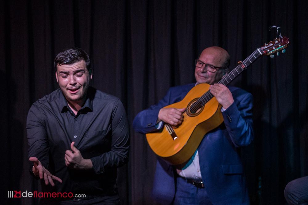Juanfran Carrasco en la Sala García Lorca