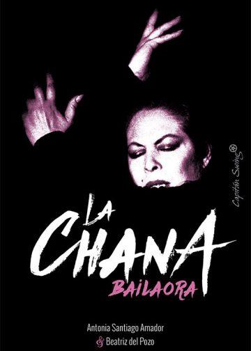 La Chana - Bailaora (libro)