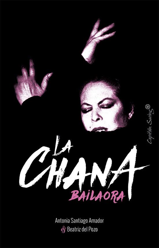 La Chana – Bailaora (libro)