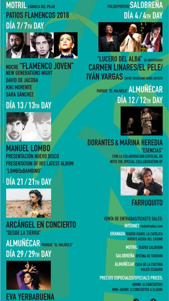 La Caña Flamenca - Motril & Salobreña