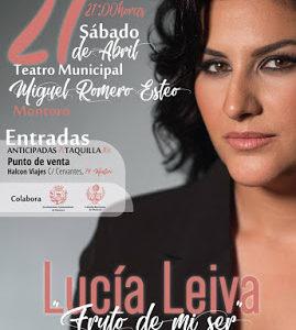Lucia Leiva en Montoro